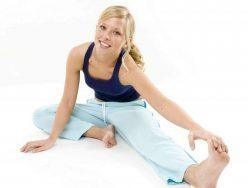 "Is it recommended to ""stretch out"" clients once they are done working out? Is there a certain protocol when doing so?"