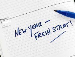 Looking toward the New Year