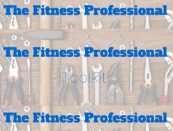 The Fitness Professional Online Toolkit