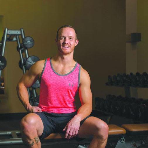 Evan Giles Certified Personal Trainer with NSCA