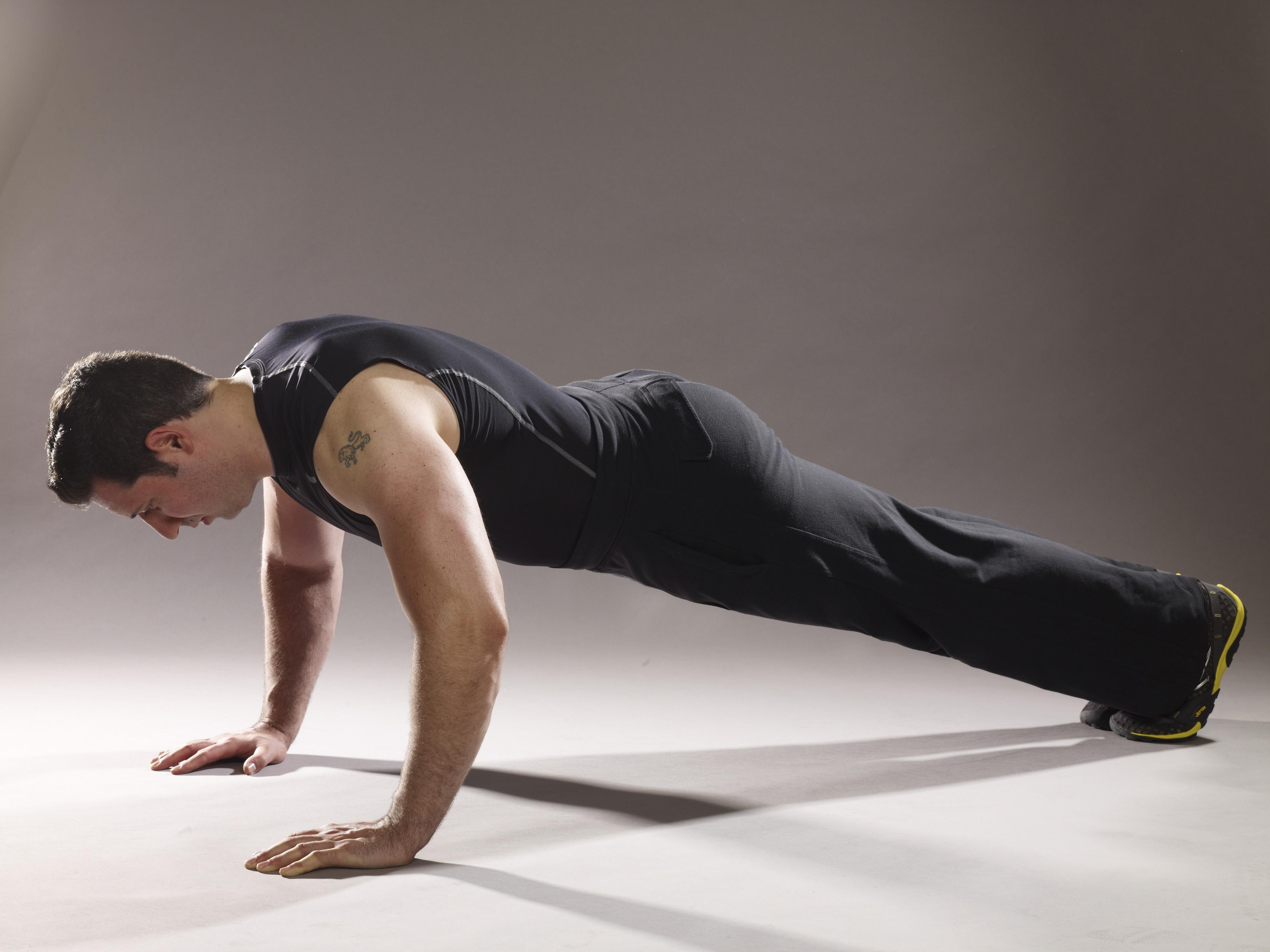 How to Properly Progress Your Clients' Push-up