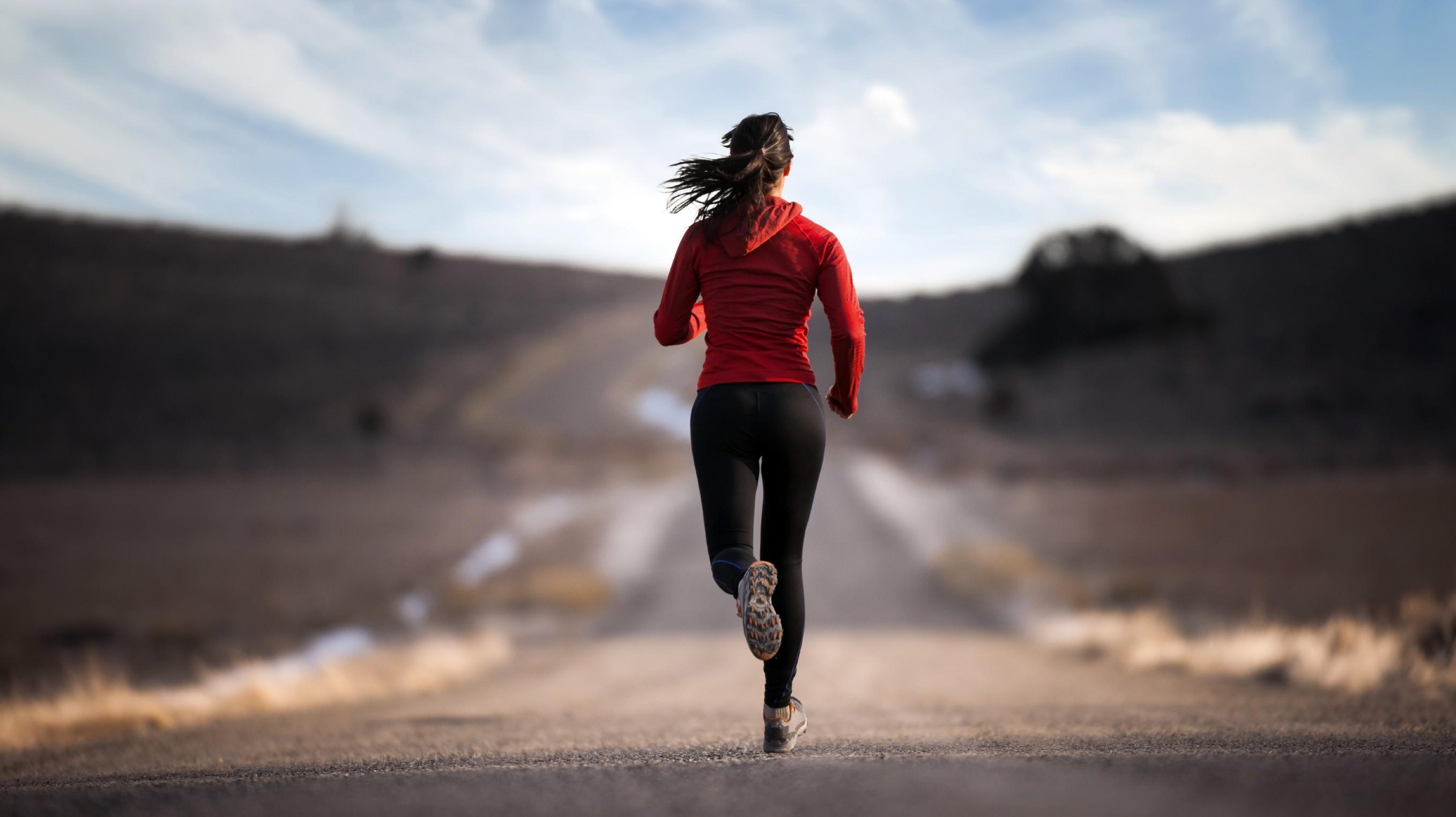 Here are some reasons that running is actually good for you.