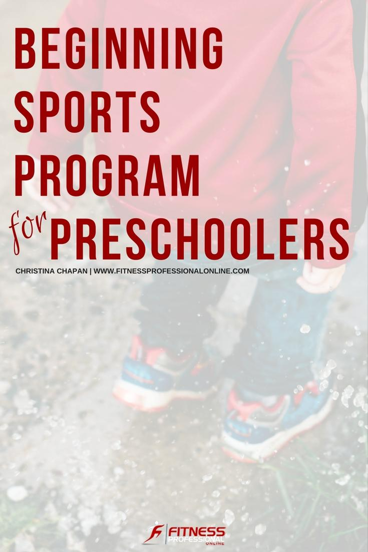 Is it a challenge for you to prepare for a preschool fitness program w/ young children? Then this can be effective if the following protocols are followed.