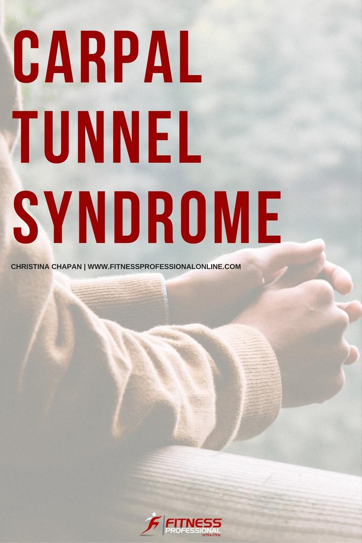 Carpal tunnel syndrome usually starts gradually with numbness or tingling in your thumb, index, and middle fingers that comes and goes. Here are common carpal tunnel syndrome symptoms.