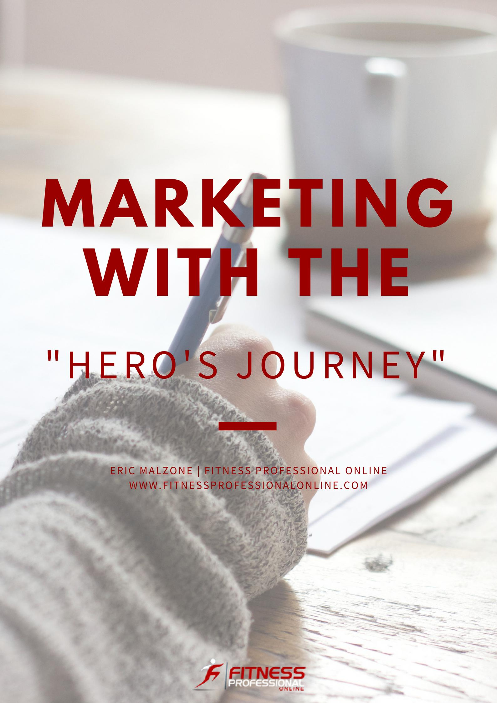 Looking to tell your personal Hero's Journey?