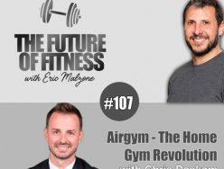 Airgym – The Home Gym Revolution – Chris Daskam