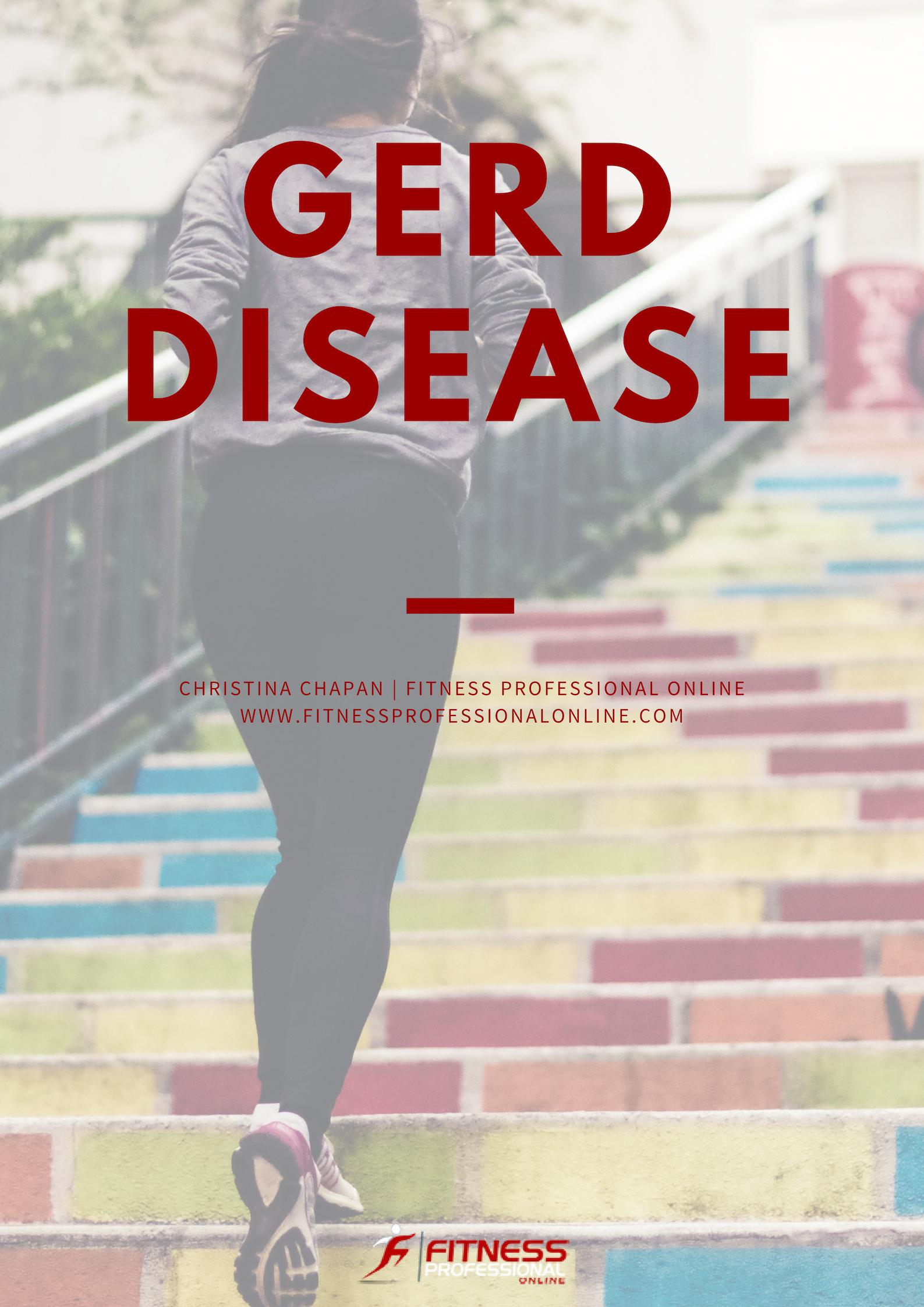 Gastroesophageal reflux disease, also known as GERD, causes symptoms such as persistent heartburn and acid reflux.