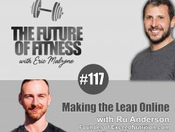 Making the Leap Online – Ru Anderson