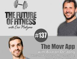 The Movr App – Aaron De Jong