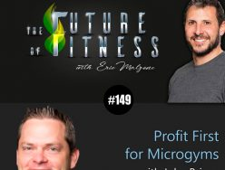 Profit First for Microgyms – John Briggs